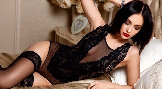Beautiful TOP MODEL Brazilian Escort Morumbi - Sienna Louise