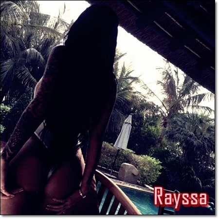 Call (11) 99106-6691 and have your time with Rayssa
